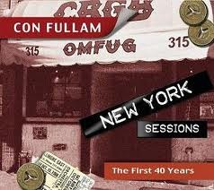 New York Sessions - Con Fullam
