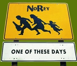 One of These Days - NoRey