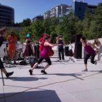 Randall Dance & Reptet