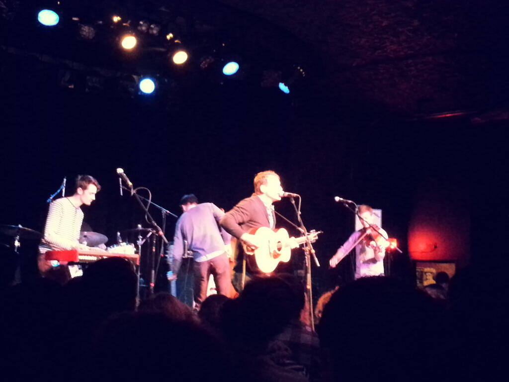 Hey Marseilles @ Showbox